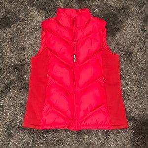 Weathervane active puffy vest